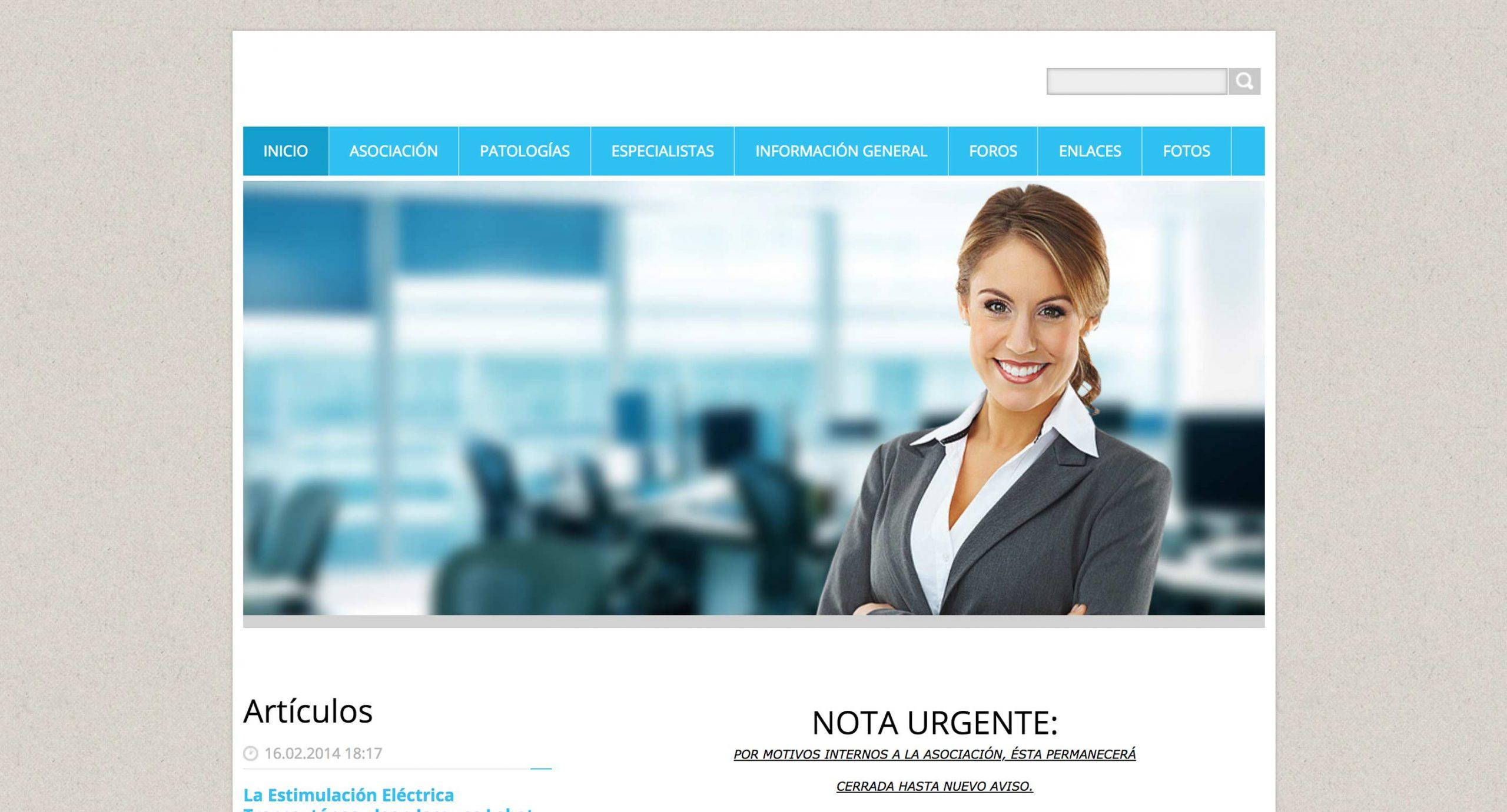 Asociación Española de Algias Perineales y Neuralgias Pudendas - Home Page