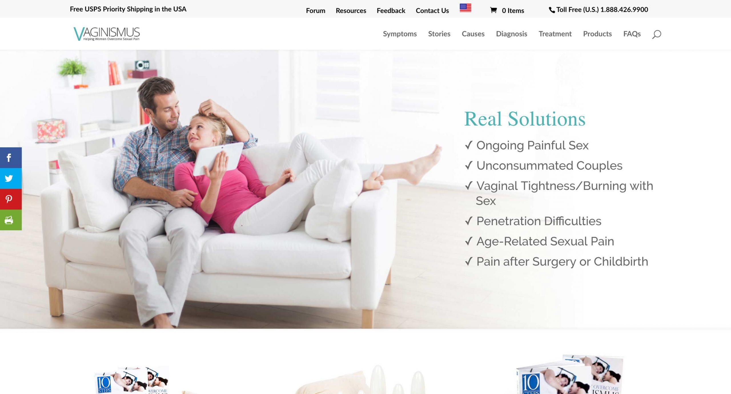Vaginismus.com - Home Page
