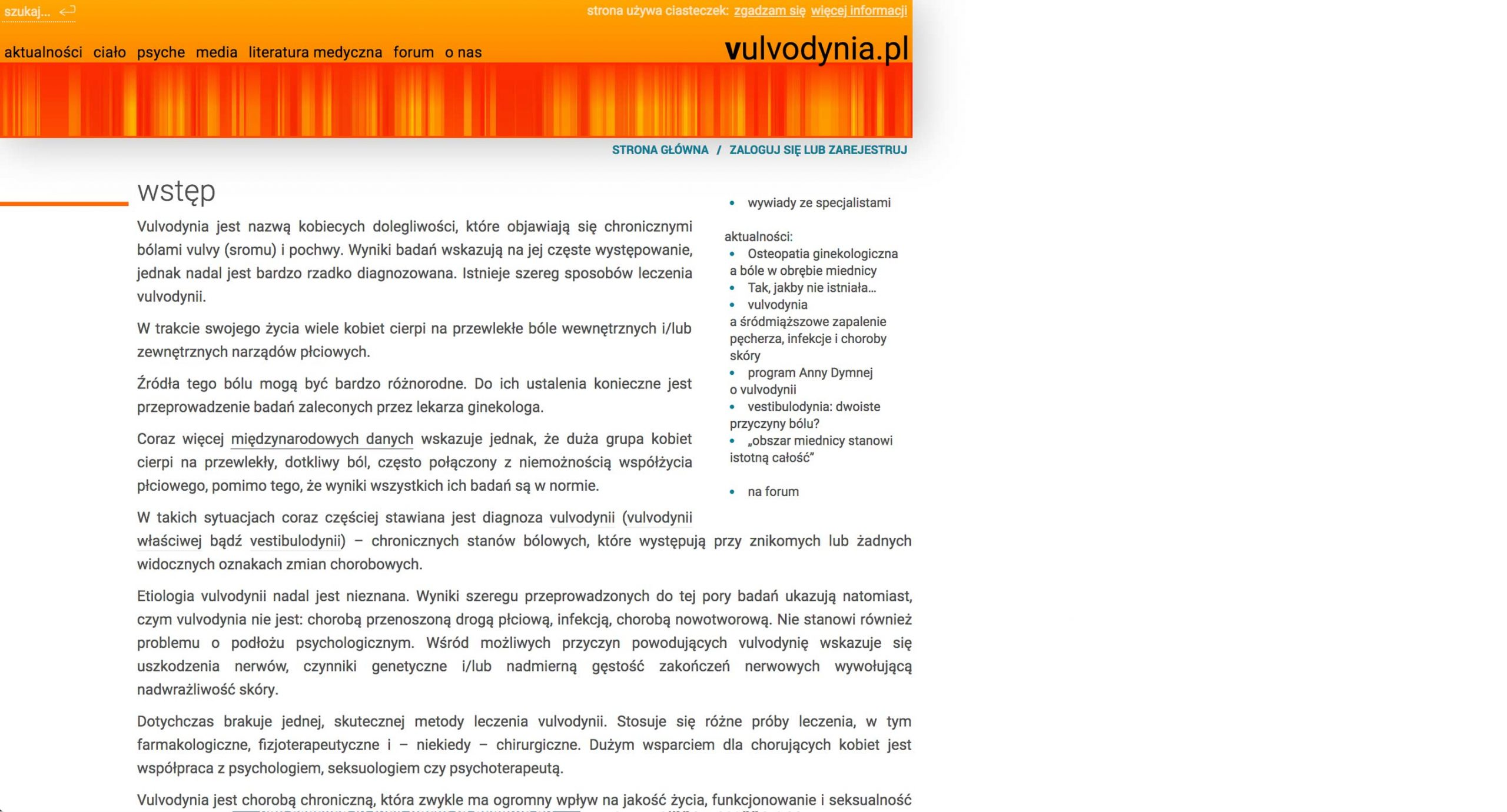 vulvodynia.pl - Home Page
